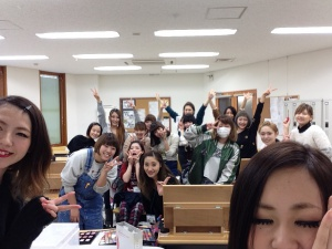 卒業ライブ準備再開です。